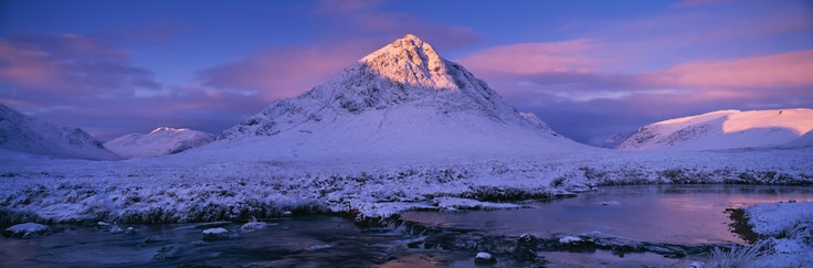 Buachaille Etive Mor by Colin Prior.     An amazing place, captured by an amazing photographer.