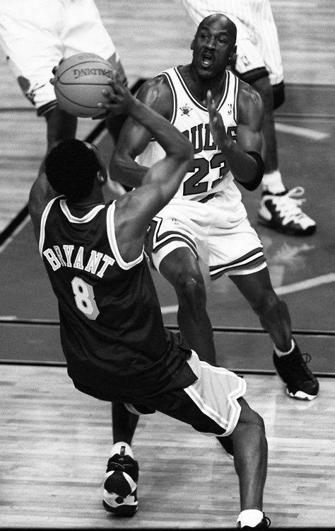 Michael Jordan vs. Kobe Bryant