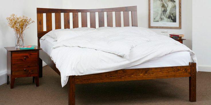 Slatted bed