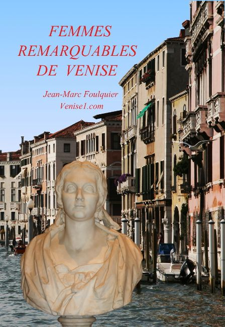 Femmes remarquables de Venise est un livre qui met en lumière celles qui ont lutté pour s'affirmer et améliorer la société. Avec itinéraires à Venise