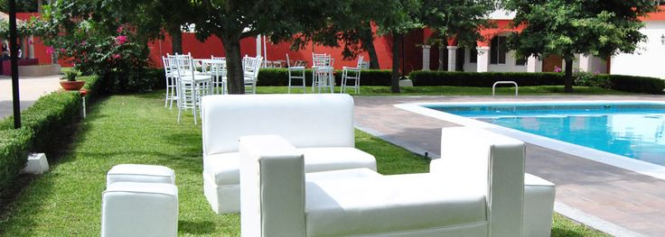 Ideas originales Quintas para eventos en Monterrey.¡Puro Glamour!
