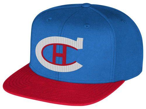 Montreal Canadiens Reebok NHL 2016 Winter Classic Player Snapback Cap Hats