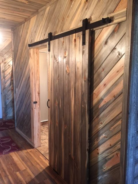 Sliding Barn Door Interior Barn Door Sliding Door Wood