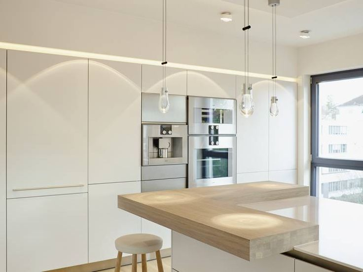 51 best Küchen_Beleuchtungen images on Pinterest Kitchen modern - wandverkleidung küche glas