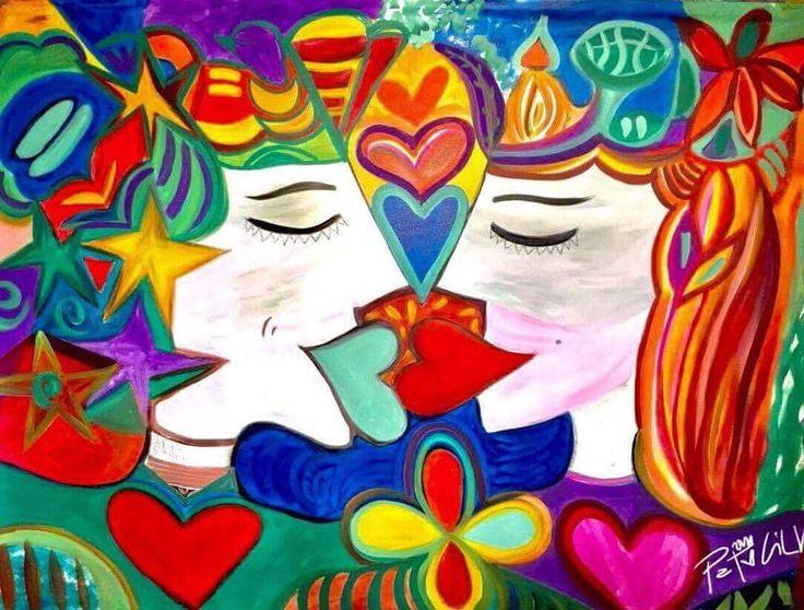 Amo crear visualizar y pintar reinados de AmR Primero amARTE  A vos mismo para poder amar a los demás y al universo entero #happyartbypato #patogilvillalobos #happyart #happyartist #happyartistmovement #happyartistsmovement #love #lovequotes #royalfamily #royalty #instaartista #instaartista