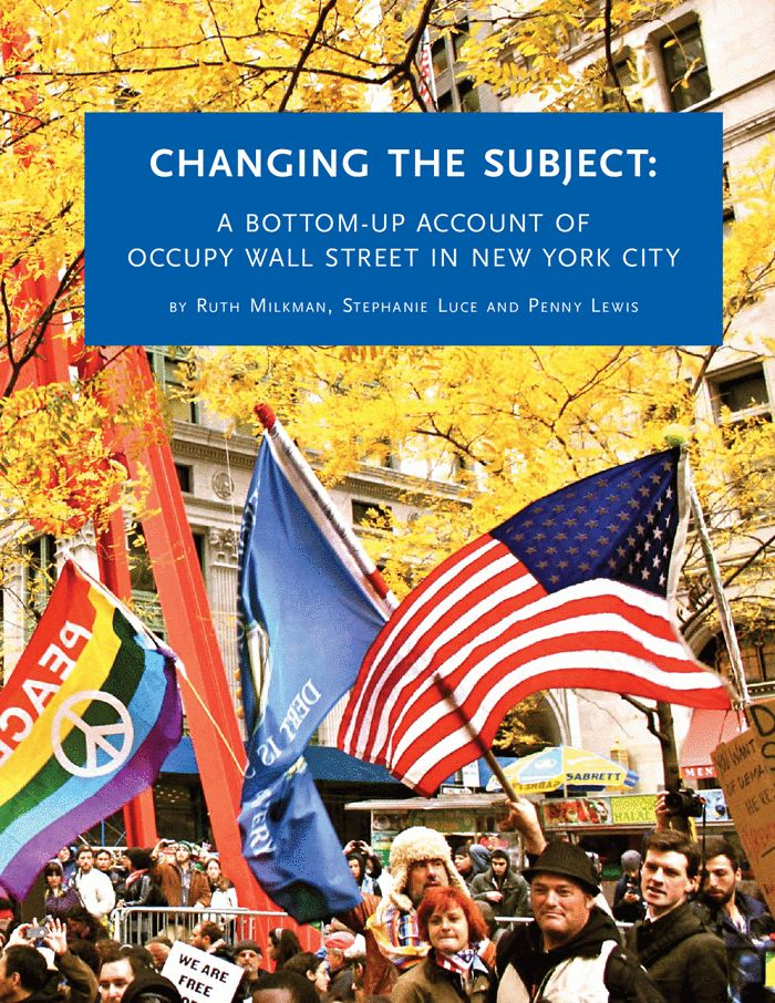 occupy wall street members income and education on wall street news id=49775