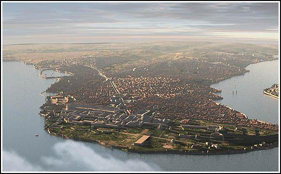 Constantinople 1200