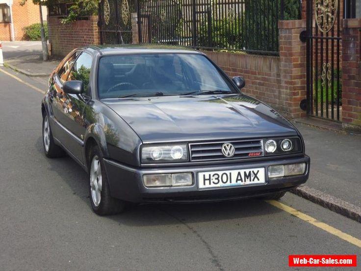 VW CORRADO 1.8 16V 1991 H  #vwvolkswagen #corrado #forsale #unitedkingdom