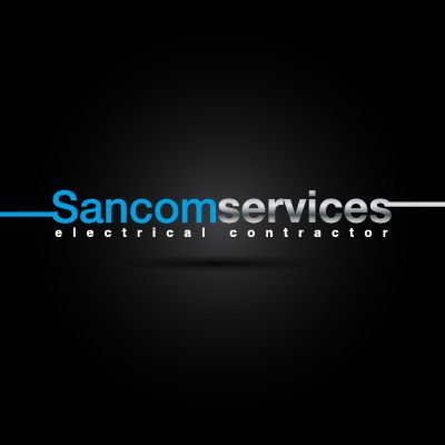 Sancom Services - Logo Design