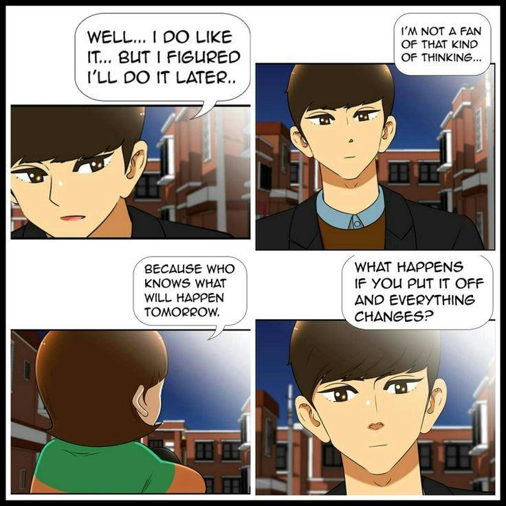 Part 1/2 Webtoons-New Normal: Class 8 - Season 3 Ep. 30