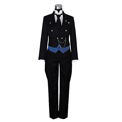 Introducing Harry Shops Black deacon Tuxedo Cosplay Anime Suit CostumeXXLarge. Get Your Ladies Products Here and follow us for more updates!