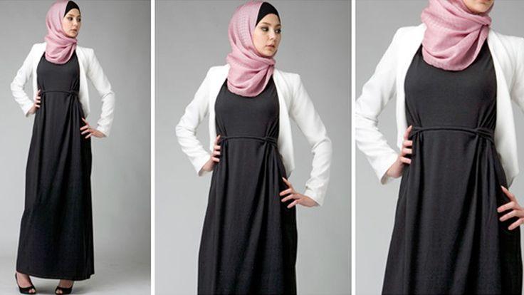 5 Model Baju Muslim Ini Bisa Membuat Penampilan Ke Kantor Jadi Makin Trendy