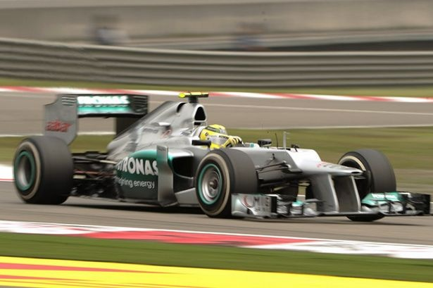 Nico Rosberg roars to comfortable China Grand Prix victory ahead of McLaren duo