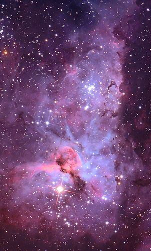 Carina Nebula......NGC 3372 - Close-up | by E. F. Bueno                                                                                                                                                     More