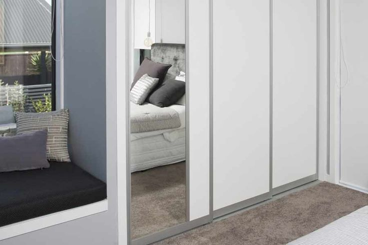 Triple sliding doors // Innovative Interiors