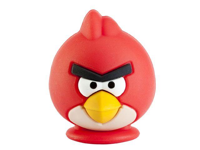CLé USB 2.0 EMTEC ANGRY BIRDS (EKMMD4GA100)