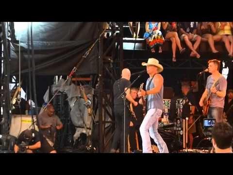 Tortuga Music Festival - Kenny Chesney, Michael Franti and Mac McAnally