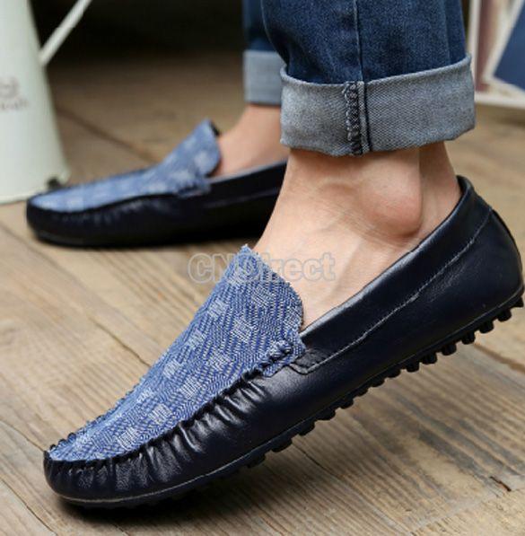 $11.60 Men's Casual Fashion Driving Shoes
