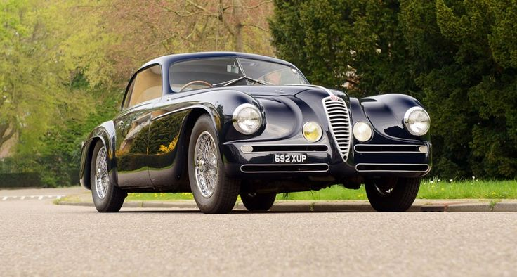 Is the Alfa Romeo 6C 2500SS Villa d'Este the most elegant classic car ever? | Classic Driver Magazine