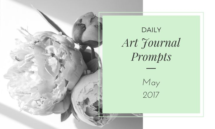 Hi Everyone! Welcome to the daily prompts page for May 2017! Pop your email in the bar below toget started.    It's never too late to start using the prompts, so even if you join us half way through, or towards the end of the month that's no problem! Just jump right to the day and pick