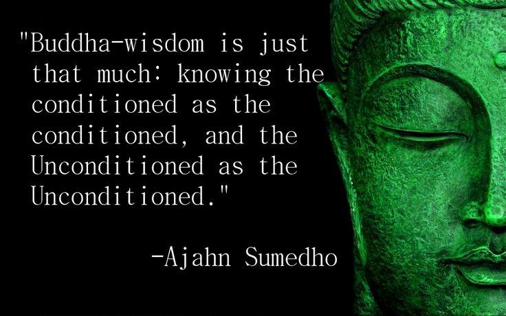 Ajahn Sumedho Quote 08