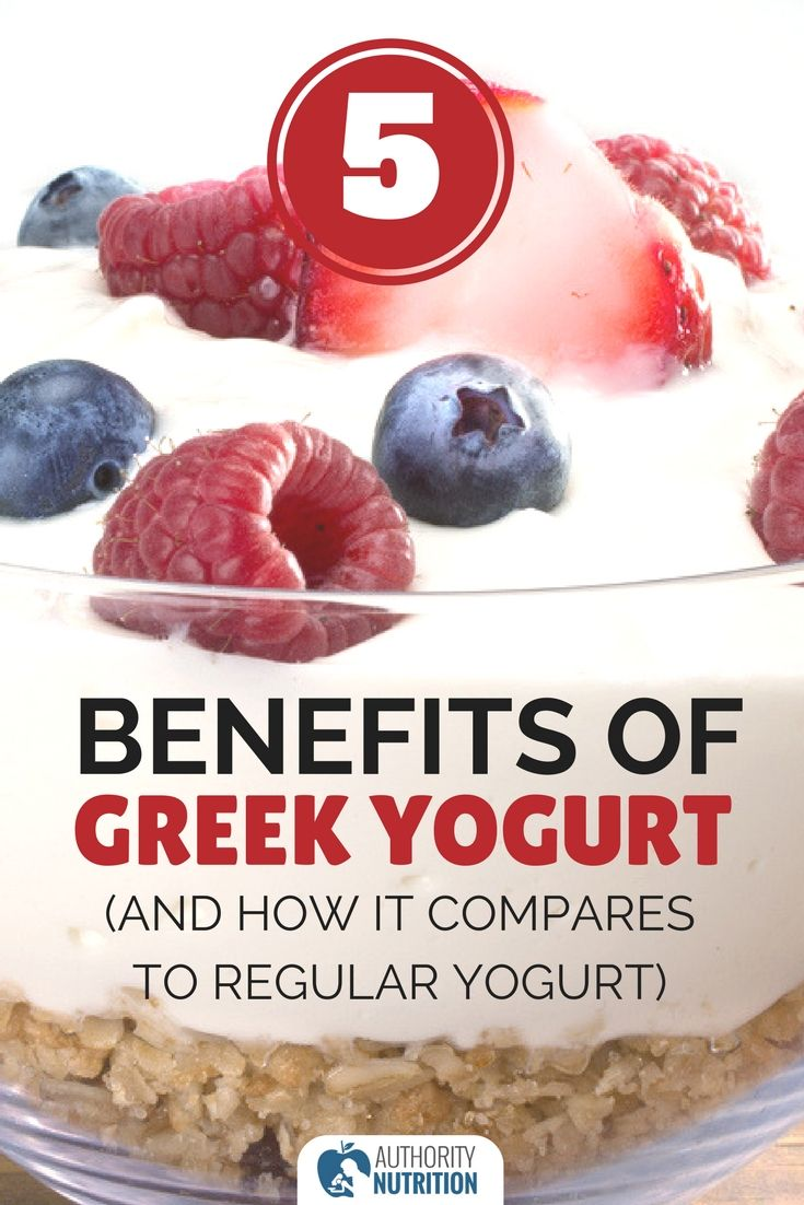 Greek yogurt is packed with protein yet low in lactose. Here are the top 5 health benefits of Greek yogurt, as well as how it compares to regular yogurt: https://authoritynutrition.com/greek-yogurt-benefits/