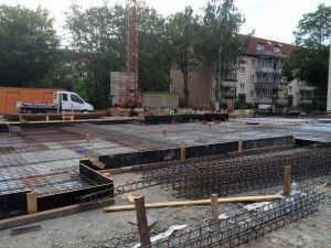 Termin Bau - Baufirma in Halle. Ihr Spezialist für Rohbau, Neubau, Modernisierung, Sanierung, Maurerarbeiten, Putz- und Estricharbeiten. Wir machen Bewehrungsbau, Stahlbetonbau, Eisenverlegung, Eisenflechten...