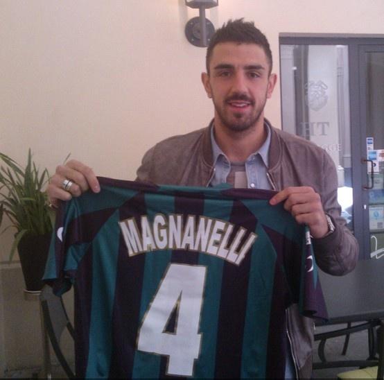 Il Capitano Magnanelli, si racconta a TuttOggi http://tuttoggi.info/articolo/55346/ A tutto calcio dalla Tiferno90 al Sassuolo