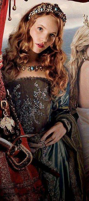 Tamzin Merchant / Catherine Howard The Tudors