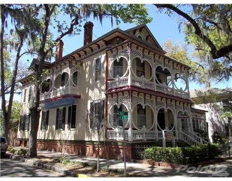 Savannah s gingerbread house circa 1899 for sale curb appeal