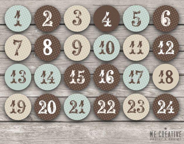 17 best ideas about adventskalender zahlen on pinterest kalender 2012 sticker kostenlos and. Black Bedroom Furniture Sets. Home Design Ideas