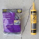 How to Repair a Cracked Concrete Patio – Part 2