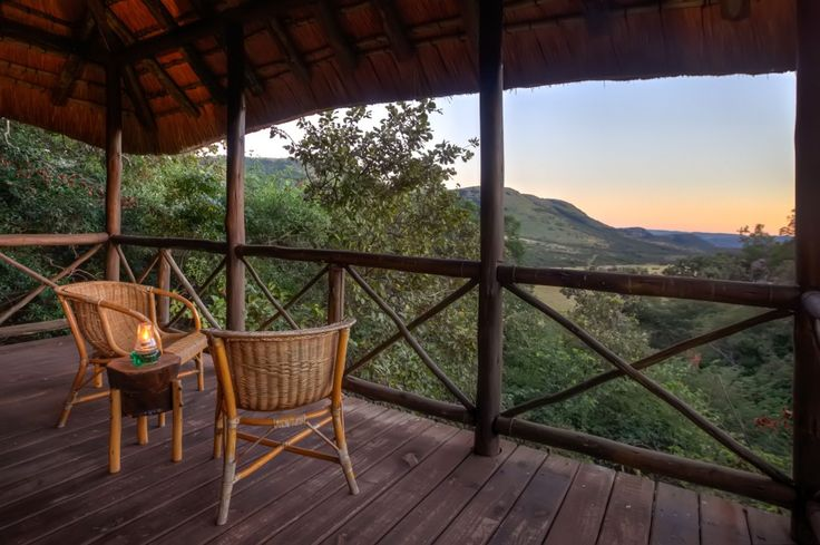 Mhlangeni Bush Lodge. Photo by Teagan Cunniffe.