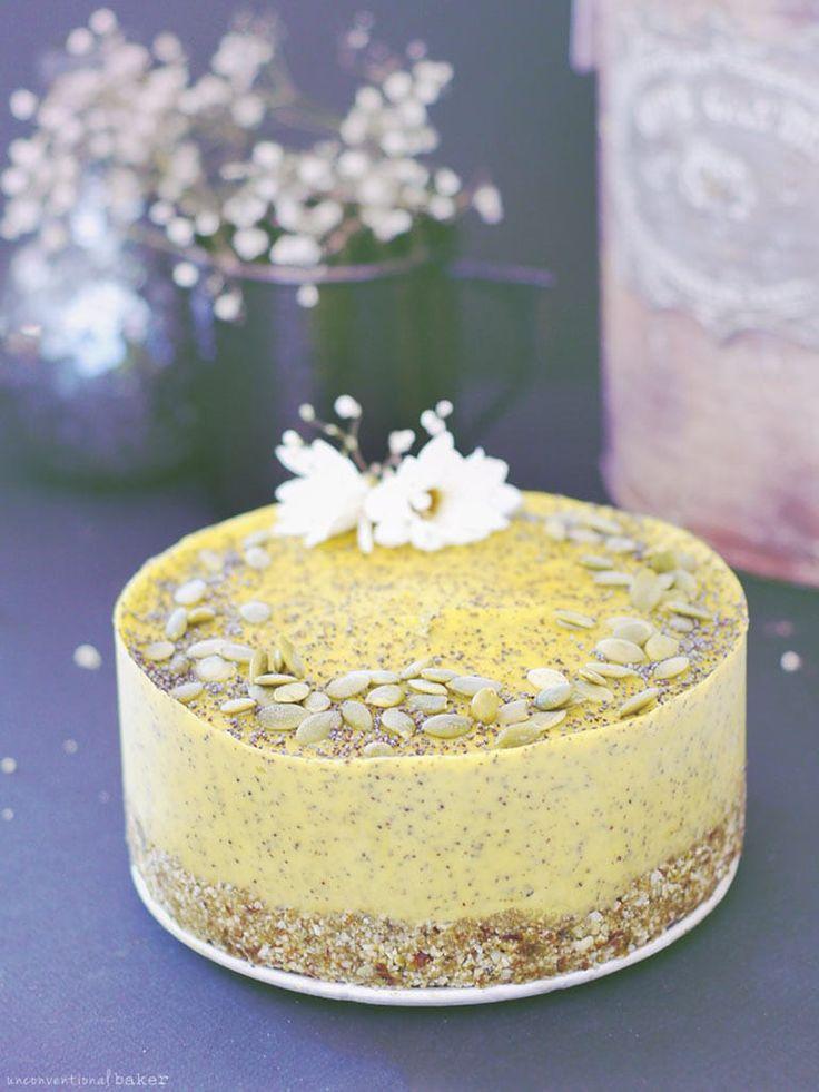 Gâteau de Chou-fleur citronné  / Lemony Cauliflower Cake  @AudreySnowe#unconventionalbaker   @Mj0glutenVG#0GlutenVegeBrest   #sansgluten #coeliaque #cru #raw #vegan #Gâteau #Choufleur #citronné #Lemony #Cauliflower #Cake  http://0-gluten-vege-brest.weebly.com/vegan-sg-monde--vegan-gf-world/gateau-de-chou-fleur-citronne-lemony-cauliflower-cake