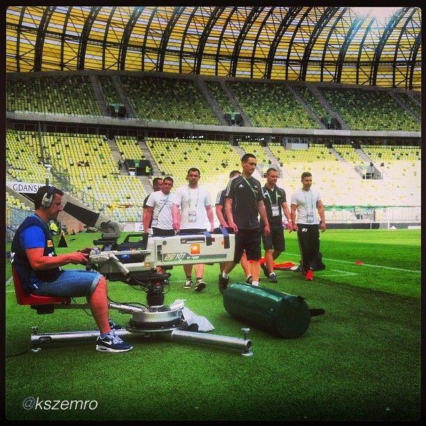 The best of IgersGdansk  #InstaReporters. #football #instagood #instamood #beautiful #soccer #igerspoland #instagramers #pilkanozna #iphonesia  #igers by @kszemro via @InstaReposts