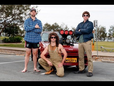 Cappy, J Dub & Gizzy go Gold Coastin' with Red Bull Racing Australia - YouTube