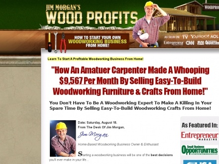 Great ideas for woodworkers. #woodworker #business #business plan    http://businessandpin.com/