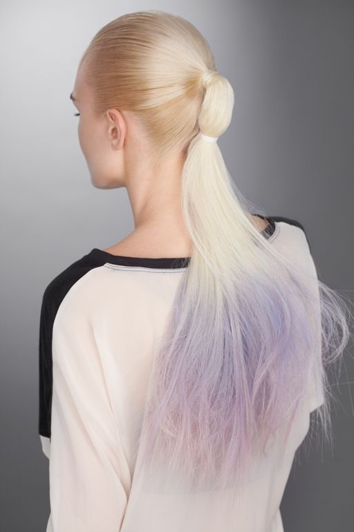 Hair inspiration courtesy of Bumble and bumble. spraychalk #hairstyles #Sephora @Bumble and bumble.