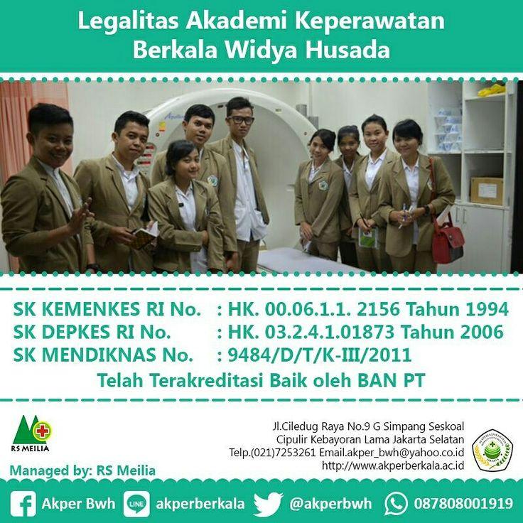 legalitas kami teruji hanya di akper berkala • • #akper #akademi #keperawatan #akperberkala #cibubur #depok #cileungsi #bekasi #bogor #tangerang #jakarta #indonesia #mahasiswa #kampus #kuliah #perawat #nakes #nurse #profesi
