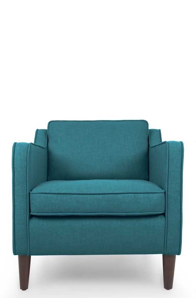 Wooden Arm Chairs In Teal ~ Best ideas about teal armchair on pinterest