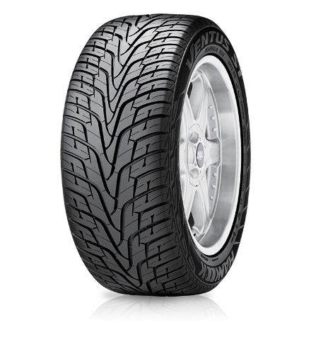 Hankook Ventus RH06 is a premium SUV tyre designed to provide ride comfort, low noise levels and superior traction in all conditions. The V-rated RH06 with V-shaped tread pattern targets the high-performance, luxury SUV market as well as small and full-sized utilities with P-metric sizes.