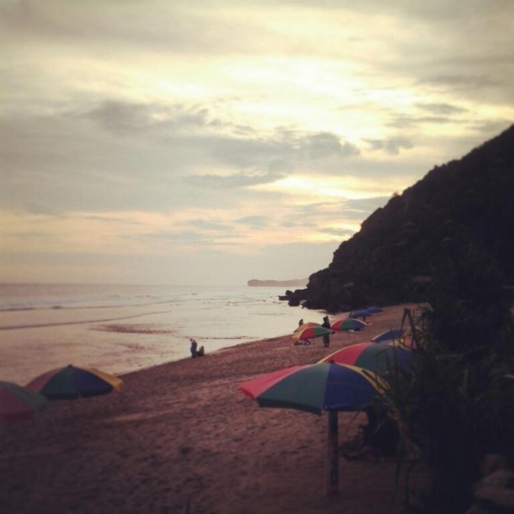 Pantai poktunggal, yogyakarta