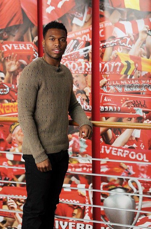 Photo special: Sturridge signs - Liverpool FC
