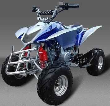 New 2014 Tao Tao 110cc Phantom Midsize 4 Stroke Kids ATV ATVs For Sale in Illinois.