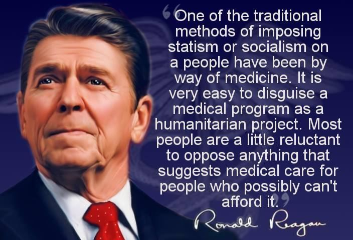 ronald reagan meme | Ronald Reagan: How Socialism is Imposed On a Nation | The Federalist ...