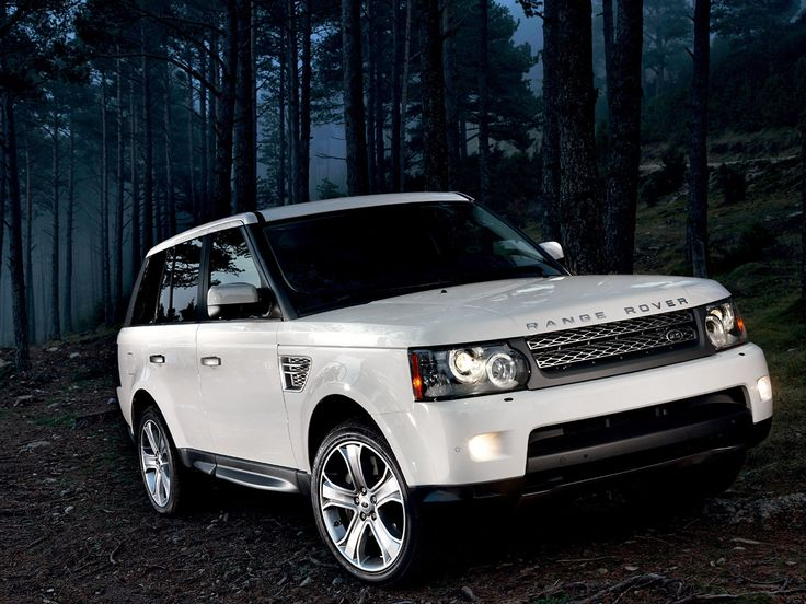 Range Rover Sport Supercharged 2010! My gawd. So cool!