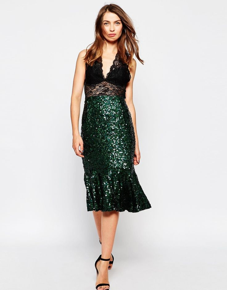 French+Connection+Sirius+Sequin+Mermaid+Skirt