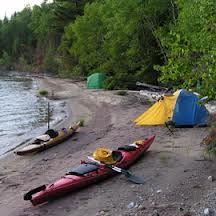 camping kayaks - Google Search