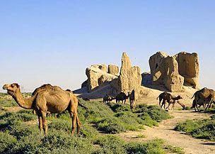 Turkménsko Karakum