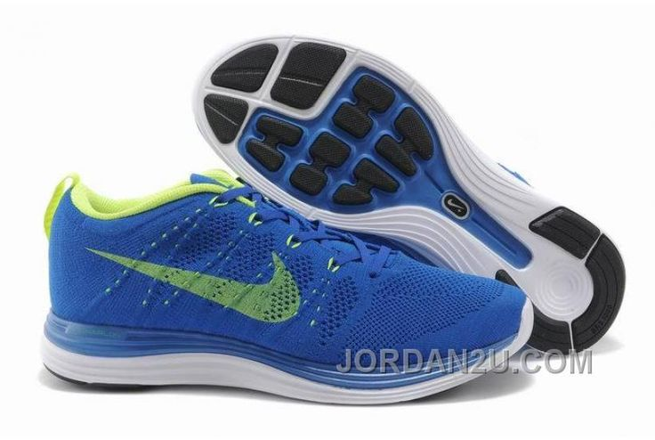online store a3430 9f657 ... authentic wholesale buy nike flyknit lunar1 mens running shoes sale  blue and green cecry e2d2e c250e